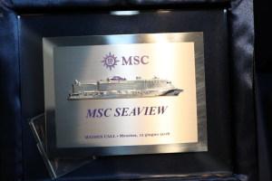 Il Grest della MSC Seaview