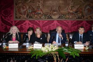 I saluti del Prof. Francesco Basile
