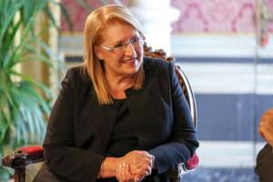 La Presidente di Malta