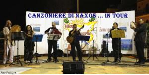 I musicisti del Canzoniere di Naxos