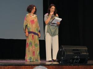 Silvana Paratore presenta un ospite