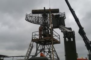 Ammodernamento Radar a Sigonella