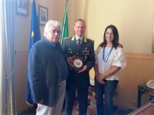 Previte, Col. Tolomei e Silvana Paratore