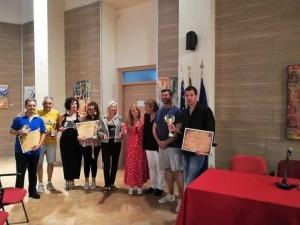 Artisti premiati a Liri