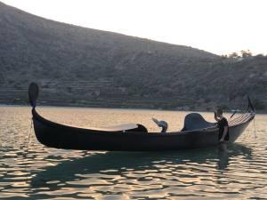 La Gondola sul lago di Venere