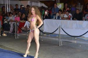 La terza classificata Alessandra Gutta