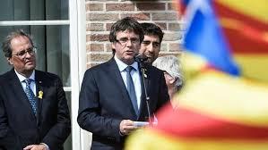 Il leader Catalano