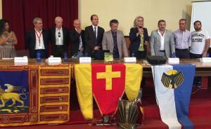 Cerimonia inaugurale Festa sul Mare