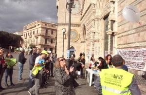 Persone intervenute alla manifestazione