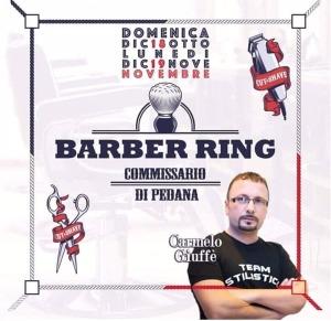 Carmelo Giuffrè al Barber Ring