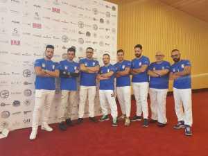 La squadra siciliana