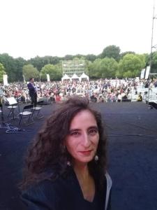 Il soprano Carmen Elisa Moschella
