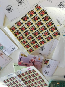 L'annullo postale