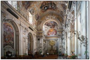 La chiesa di San Benedetto