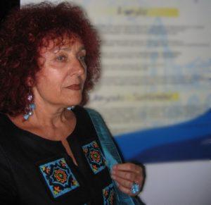 La scrittrice Marinella Fiume
