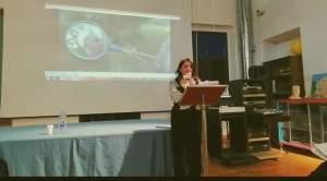 L'intervento dell'Avv. Silvana Paratore