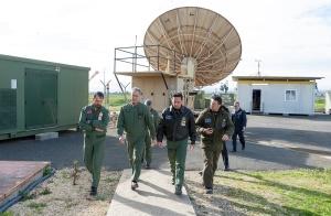 Sigonella visita CFSS - 61°GV Predator