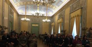 I partecipanti dell'UCSI Sicilia all'incontro di Palermo