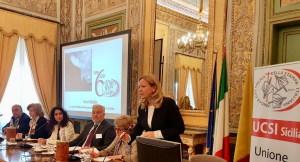 da sin. Catanese Trotta, Pizzurro, Interdonato, Farinella e Monterosso