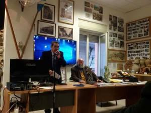 La presentazione del Prof. Ignazio Vasta