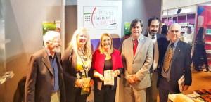 Il Team dell'Istituto Italiano di Cultura coordinato dal Dott. Massimo Sarti