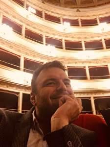 Il Maestro Pappalardo Fiumara