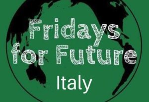 Il logo Fridays for Future