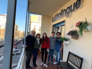 I Giovani Ambasciatori della Gioventù catanesi