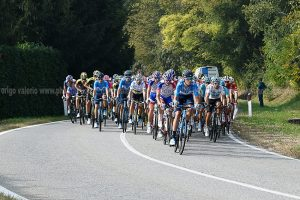 I ciclisti al Giro di Sicilia