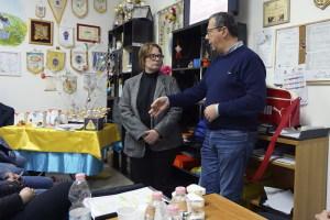 Alessandro D'Angelo e Daria Caminiti Protocollo OSAS Misericordia S Giuseppe