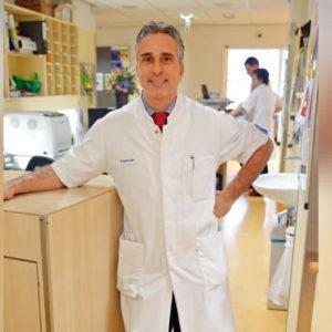 Il dott. Francesco Mattace Raso