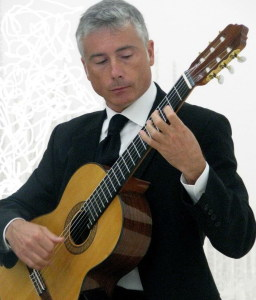 Il cantante Marco Carnicelli