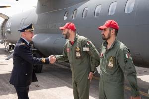 Sigonella visita addetti militari esteri (5)