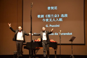 Gianfranco Pappalardo Fiumara e Roberto Cresca
