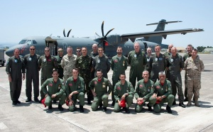 Sigonella visita NATO SNR Trip