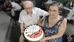 57 anni assieme