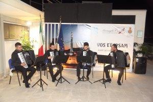 Un esibizione musicale