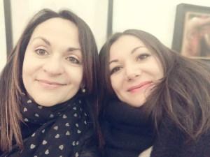 Grazia  Calanna e Laura Cavallaro