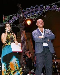 L'avv. Silvana Paratore e Tonino Macrì