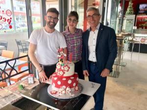 Peppe Cappello, Alessandra Guastella e, il Presidente