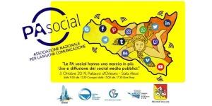 Il PA SOCIAL  del 3  Ottobre  a Palermo