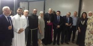 Foto con i relatori