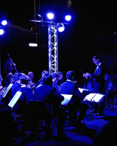 L'orchestra dell'Odeon