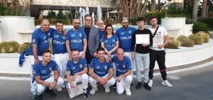 Il Team Italia