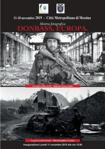 Donbass Europa locandina