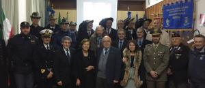 La foto di gruppo con i partecipanti