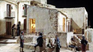 Il presepio artistico di Roberto Vanadia esposto al Museo di Naxos