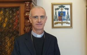 Il Vescovo di Acireale Antonino Raspanti