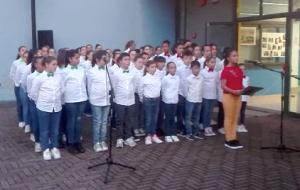 il coro di Santa Venerina