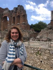 PNT, Gabriella Tigano, direttrice Parco Archeologico Naxos Taormina